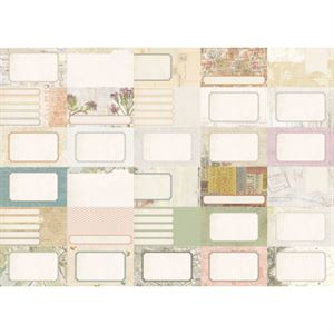 Picture of Pocket Vintage Journal Cards by Katie Pertiet - Set 30
